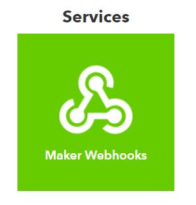 Service ของ Maker Webhooks เครื่องมือสำหรับนักพัฒนา IoT อย่างเรา