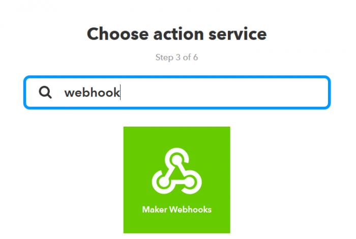 กดเข้าไปแล้วค้นหา webhook